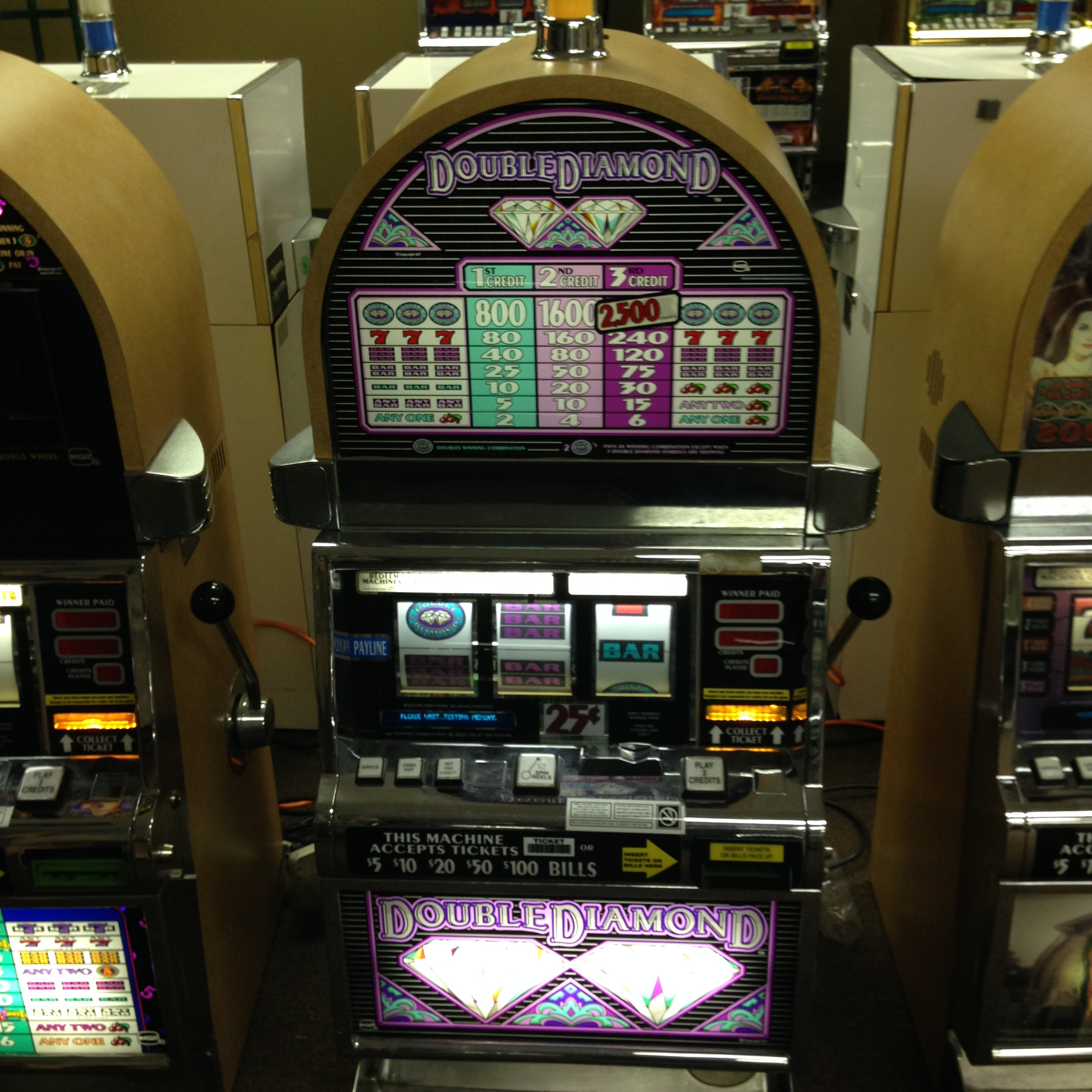 Are Slot Machines Legal In Texas